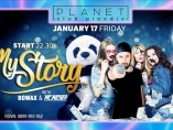 Planet club-My Story Party
