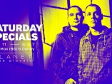 Planet club-Saturday Specials with Max and Danny