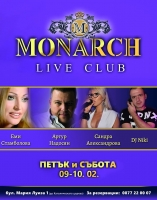 Piano bar Monarch- Live night