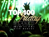 Planet club-TOP 100 Friday with DJ Bobcat