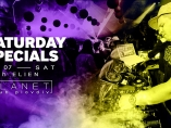 Planet club-Saturday Specials with DJ Elien