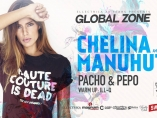 VOID club-Chelina Manuhutu at Global Zone