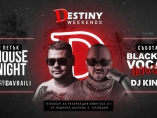Destiny Coffe Bar -June music parties