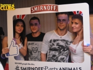 Bally club-Smirnoff party
