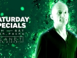 Planet club-Saturday Specials with Pacho