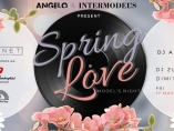 Planet club-Spring Love Models Night