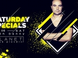 Planet Club-‎Saturday Specials with DANNY