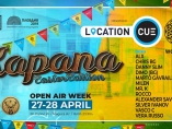 Location CUE Kapana Easter Edition 2019