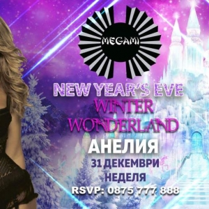 Megami club-New Years Eve