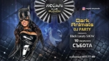 Megami club-D Black Luxury show - DJ party