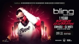 Bling club-1 YEAR Birthday - Dim4ou