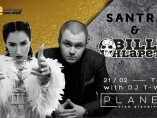 Planet club-SANTRA feat BILLY HLAPETO