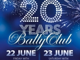 Bally Club - BIRTHDAY WEEKAND